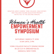 Women's Health Empowerment Symposium