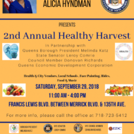 2nd Annual Healthy Harvest