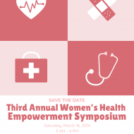 Third Annual Women's Health Empowerment
